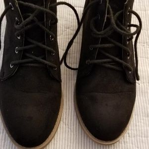 Attention Shoes - WOMEN'S  ATTENTION BRAND BOOTS 8M BLACK LIKE NEW